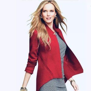 3/15 Cabi Valentina Jacket, S 100% wool